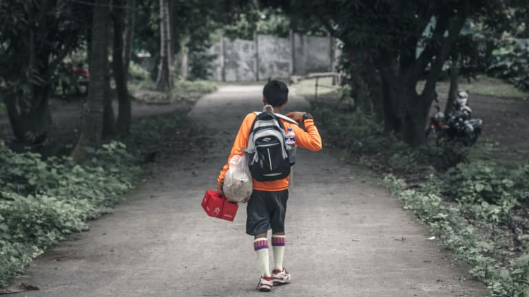 Do backpacks cause low back pain in children and adolescents?