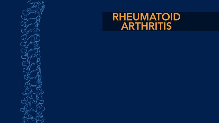 Rheumatoid Arthritis and the Spine
